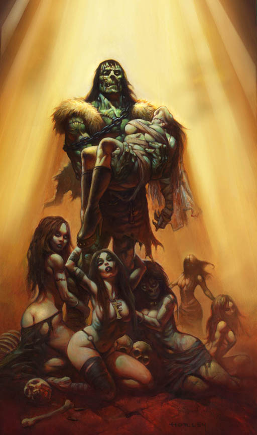 Holy Frankenstein! by AlexHorley