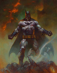 Batman by AlexHorley