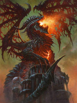 Deathwing, Dragonlord.