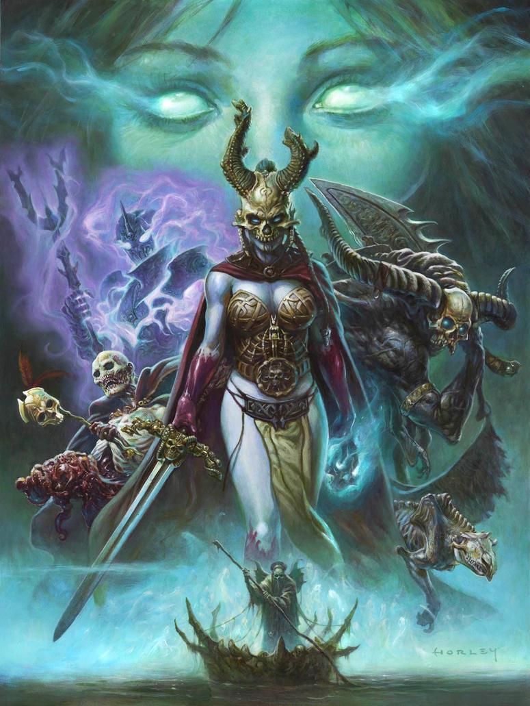 Spirit Faction by AlexHorley