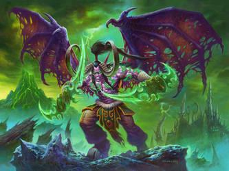 Illidan Demon Hunter