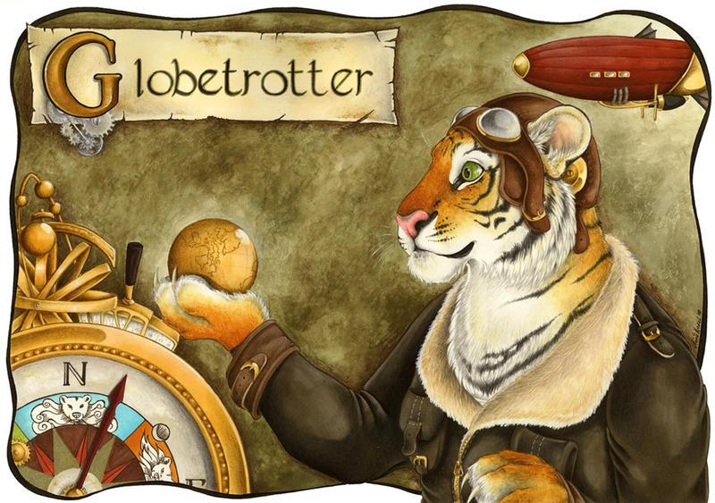 Globetrotter by Anatoliba