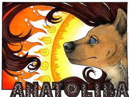 Anatoliba Badge by Anatoliba