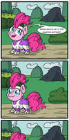 Pinkie the Quickster by Tobbby92