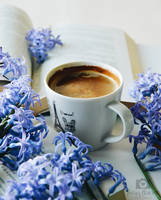 Spring coffee by Focus-On-Me-Photo