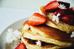 Spring pancakes by Focus-On-Me-Photo