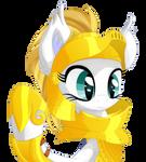 White Bat Horse