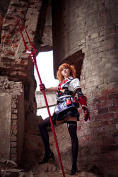 [ Honkai Impact 3rd ] Asuka cosplay by Purin