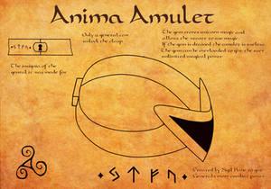 Anima Amulet