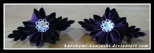 Elegant Purple Sakura