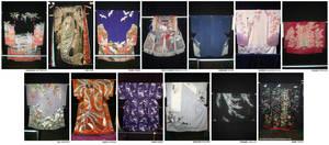 Anime North 2013 - Kimono Display