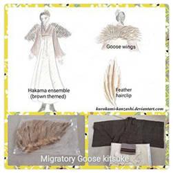 Birds of Paradise - Migratory Goose