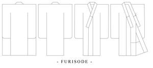 Furisode Design Template