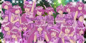 Magical Girls Squadron