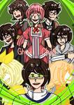EC - Ghoul Children by ArtEly-01