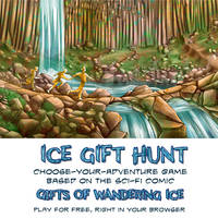 Ice gift hunt - free game!