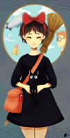 Kiki delivery's Service by PastaNya