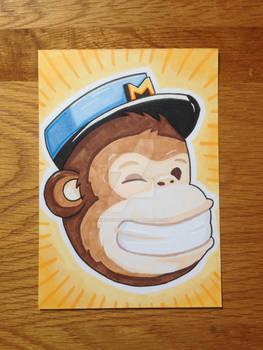 Freddie The MailChimp Mascot