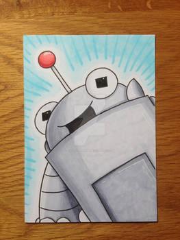 Roger The Moz Mascot