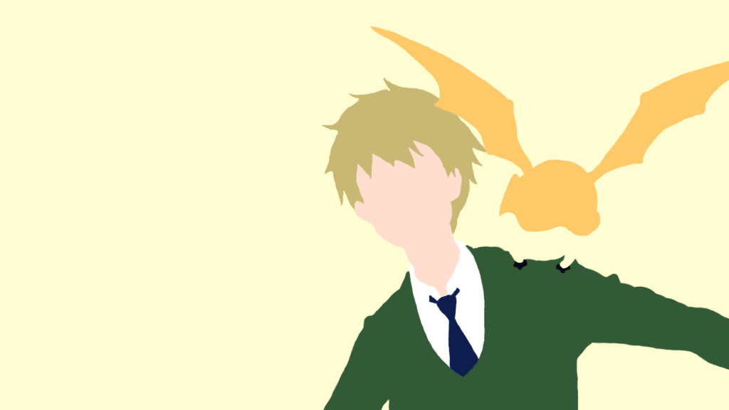 Tk And Patamon From Digimon Triminimalist By Zebraubra On