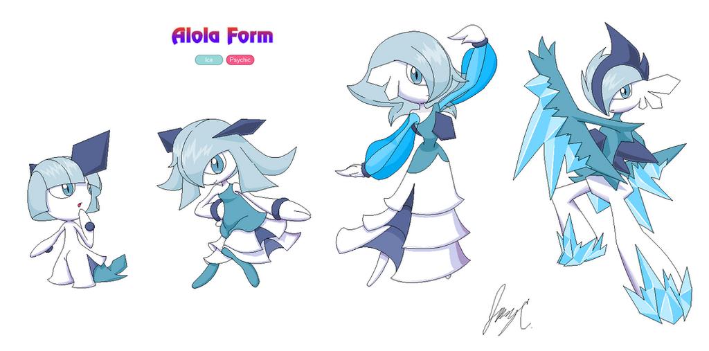 Alola Pokemon Names Re...