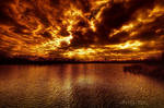 The fire in the sky