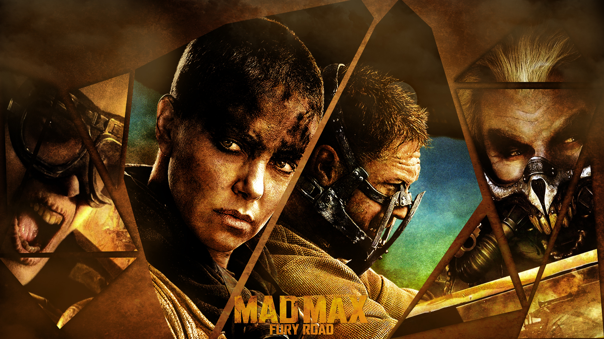 Mad Max Fury Road Wallpaper By Lathes On DeviantArt