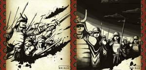 samurai stills