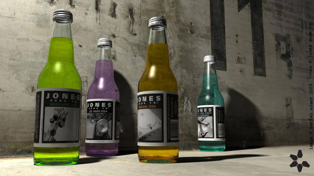 Jones Soda - dielectrics