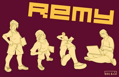 Remy - full design by blue-elem3nt