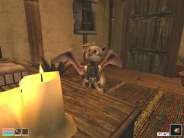 Morrowind Moogle - shot 00 by blue-elem3nt