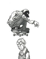 Ollie Old man by MattiasAndersson