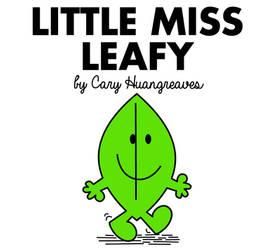 Little Miss Leafy by JumboDS64