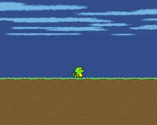 Chuck in field by JumboDS64