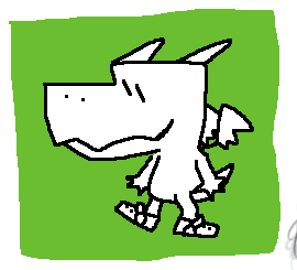 dragon crocs by JumboDS64