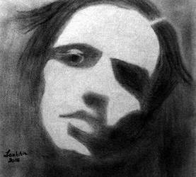Brian Molko - Portrait