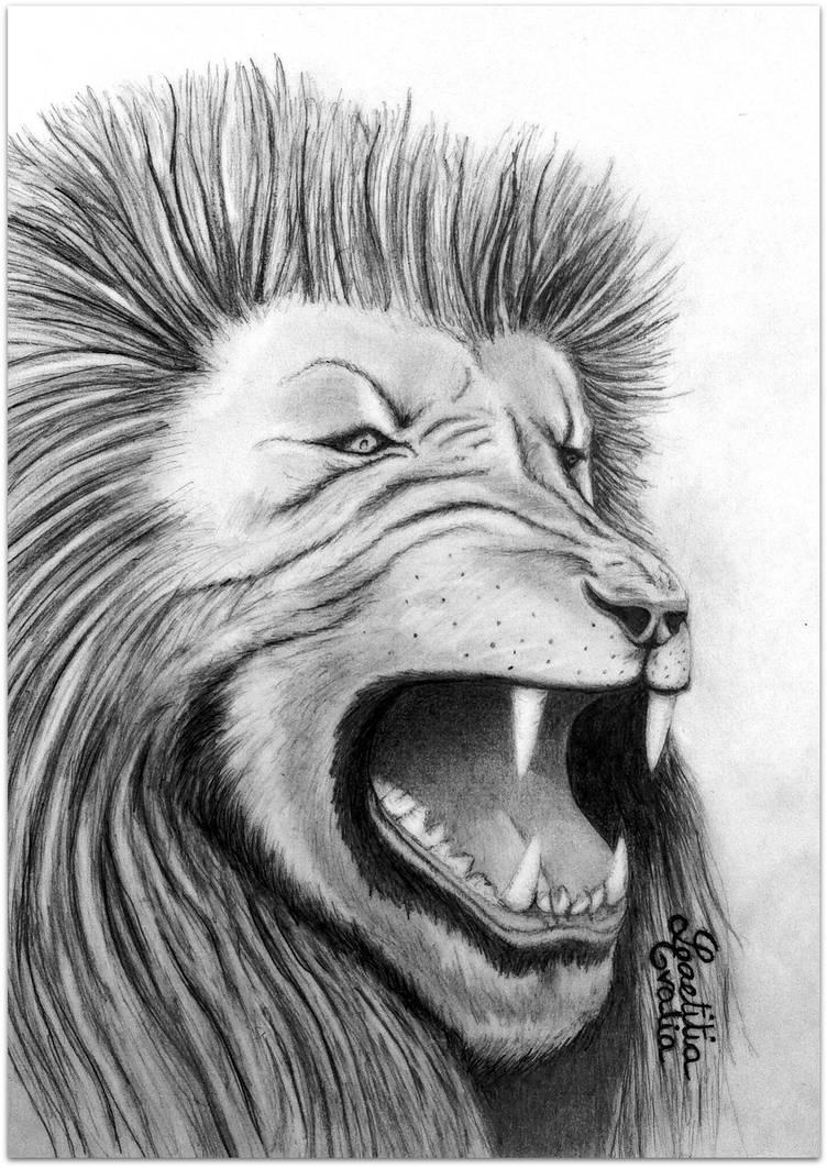 The Beast by LaetitiaEvalia