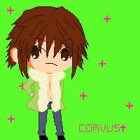 Pixel Corvi by CorvusJackdaw