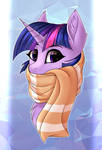Twily in the scarf