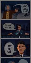 connor and hank comic #2 by warholsdog