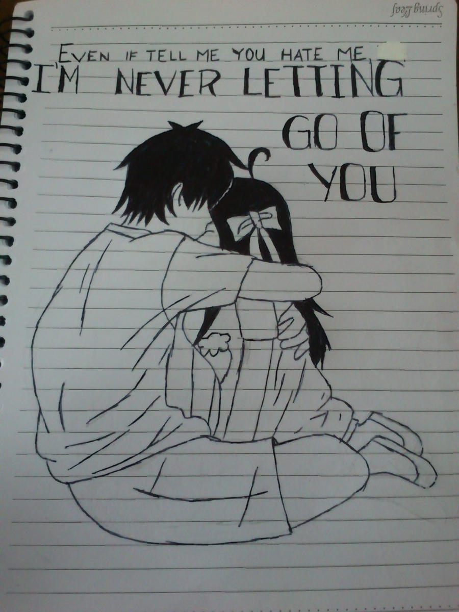 Quotes With Drawings Impressive Emo Quotes Drawinglunasenaideathnote On Deviantart