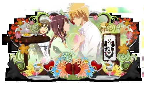 Kaichou wa maid sama by iory000