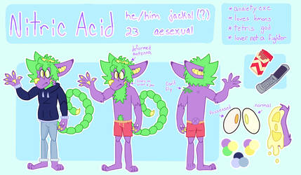 Nitric Ref by RandomBeef