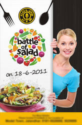salad making competition