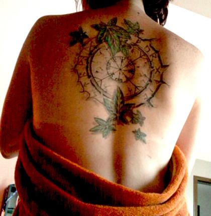 Celtic Ivy tattoo by pifpafka on deviantART
