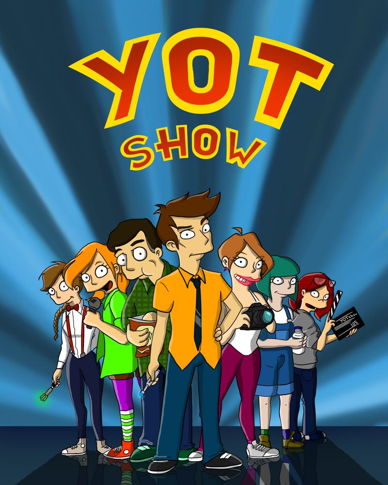 UOTshow in Futurama style by LeenaKill
