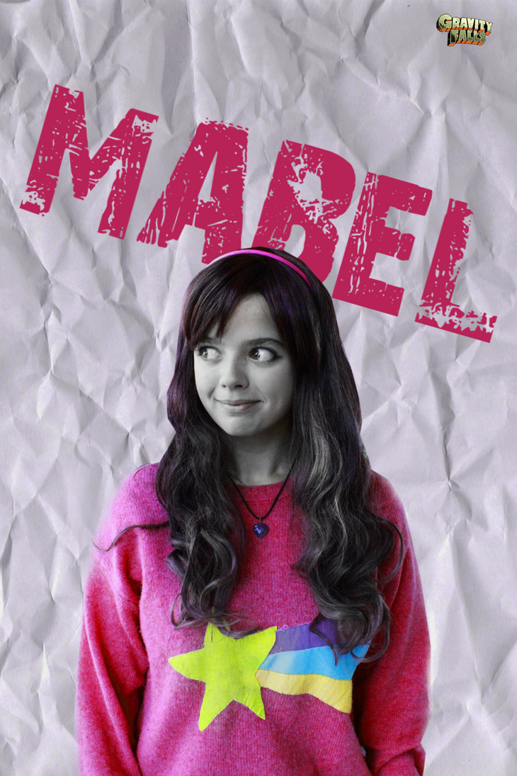 Mabel Pines cosplay by LeenaKill