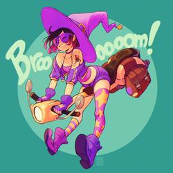 Biker Witch