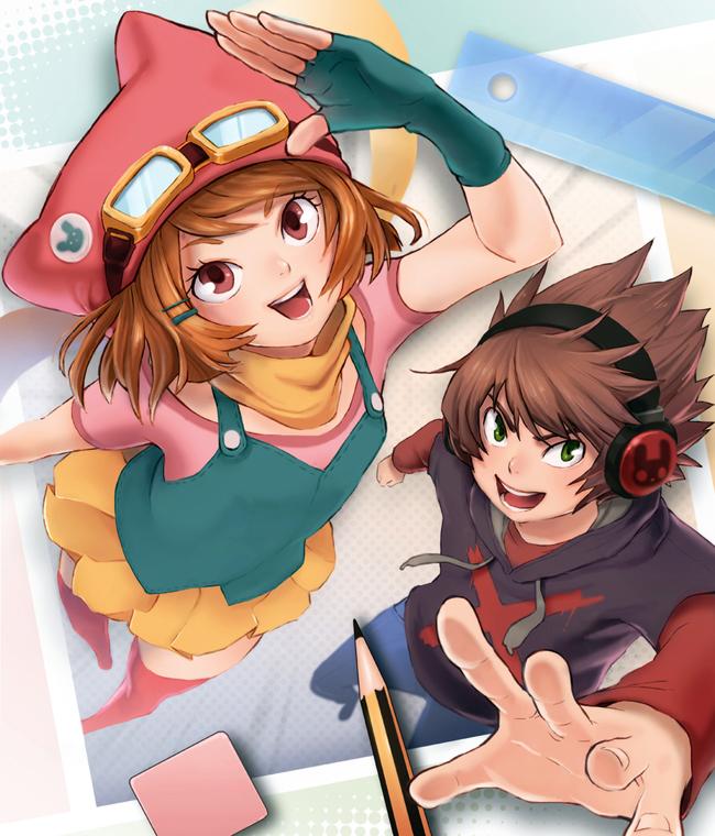 Cartel Manga by SueKeruna