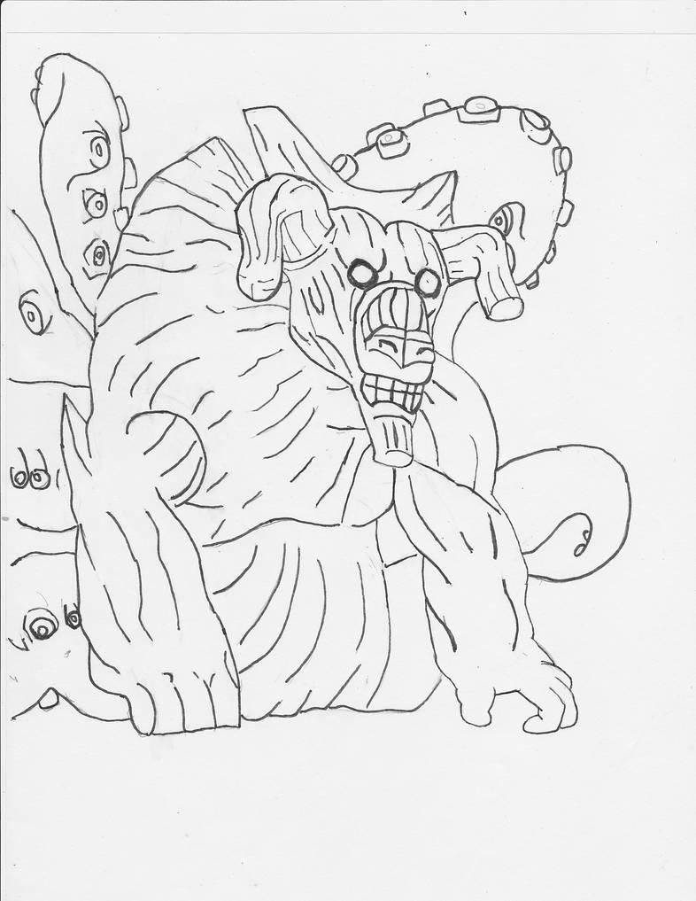 8 Tailed Beast
